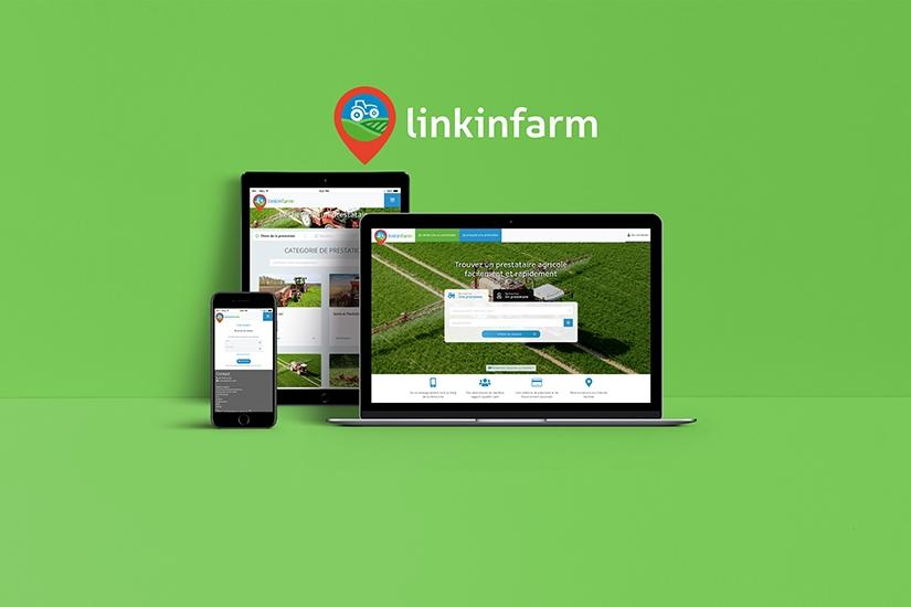 Site Internet Linkinfarm